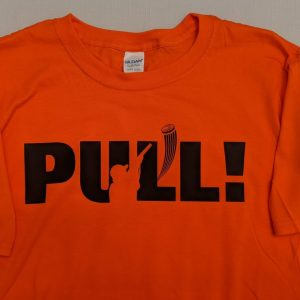 Sporting Clays Shooting Shirts - PULL - I Yell & Break Things T-Shirt