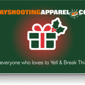 Christmas Gifts for Shooters - Gift Cards - Clay Skeet Trap Shooting Gifts