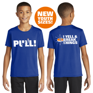 Youth Performance Shooting Shirts - Moisture-Wicking Kids Shooting Shirts