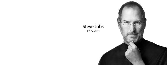Steve Jobs is Dead (1955-2011)