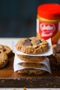 Biscoff & Chocolate Cookies