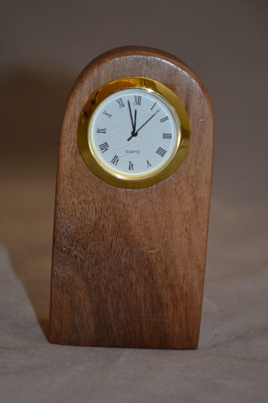 Tombstone Clock