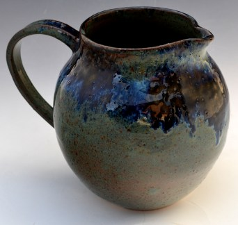 Ash Blue Pitcher