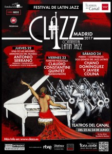 clazz madrid 2017 cartel