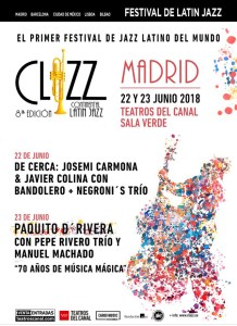 cartel clazz madrid 2018