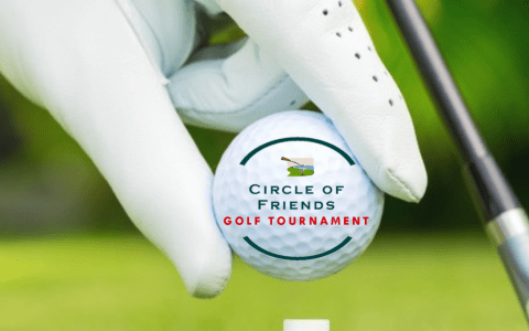 32nd Annual Circle of Friends Golf Tournament