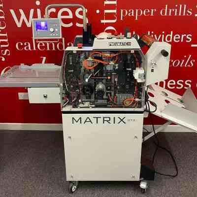 Matrix MX-370P Laminator