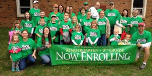 2013 Spring Lake Park Tower Days Parade Now Enrolling in Grace Lutheran School