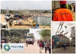 Polytra moved an ABB transformer to Kinshasa
