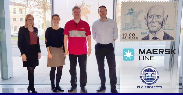 CLC Projects met with Maersk Line's Special Cargo Department at their head office
