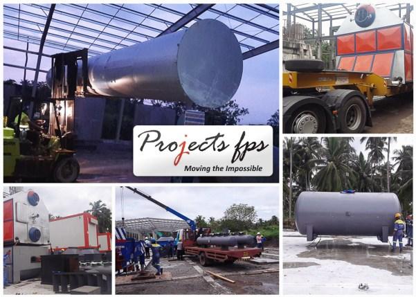 Projects FPS Sri Lanka recent project