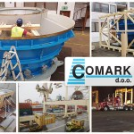 Comark handled a door to door breakbulk project from Slovenia to Canada
