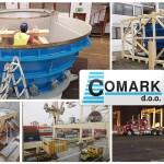 Comark handled a door to door breakbulk project from Slovenia to Canada