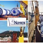 Navex Empresa Loaded Breakbulk Cargo in Portugal