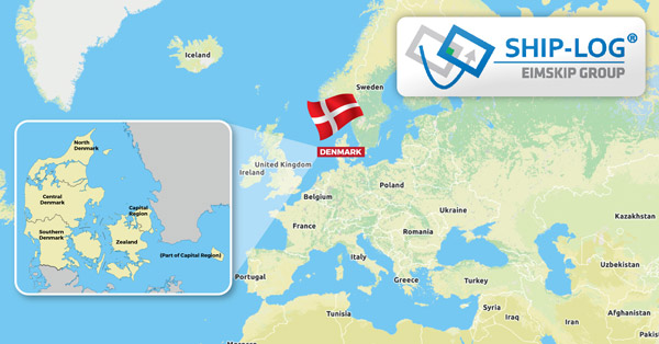 Welcome new member representing Denmark: Ship-Log A/S