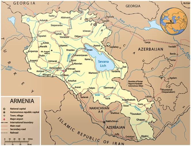 Unitrans Intoduction - Featured Member Representing Armenia