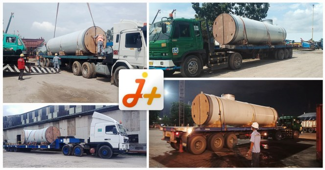 J Plus Group handled a Geothermal Project from Cilegon to Makasar Indonesia