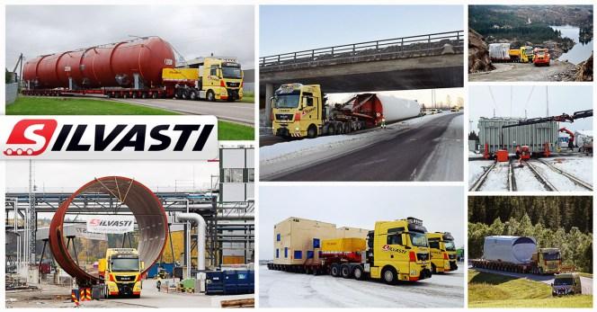 New OOG Trucking Service Provider for Russia – OOO Silvasti