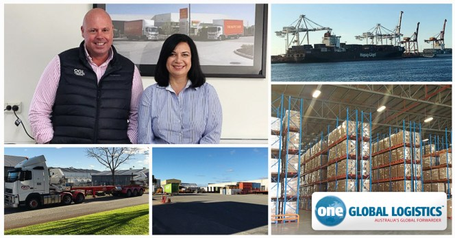 One Global Logistics Introduces Their New Team Manager in Perth
