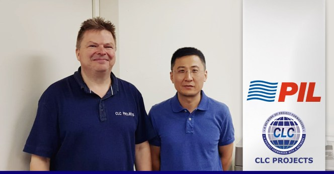 CLC Projects met with Pacific International Lines