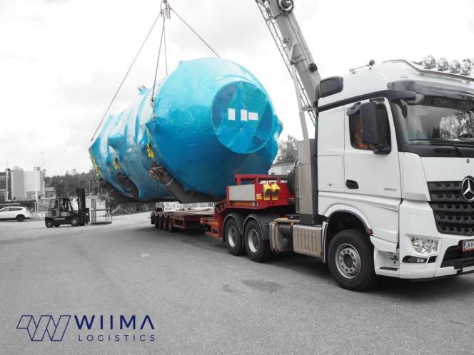 Wiima Logistics Scrubber Business Update
