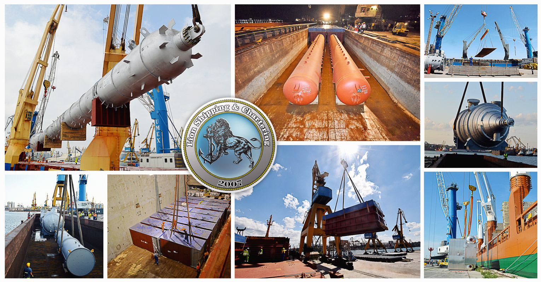 New member representing Romania – Lion Shipping & Chartering srl
