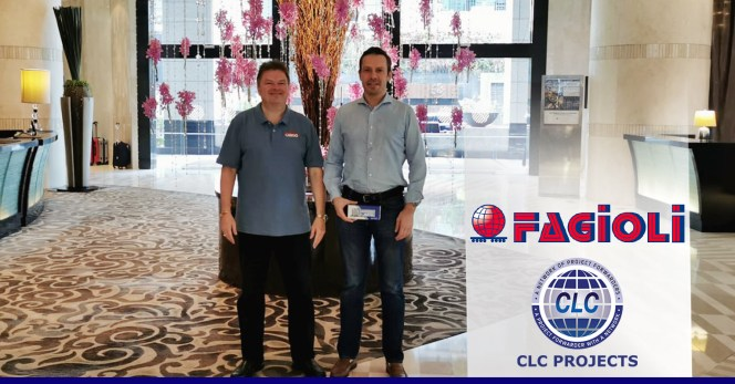 CLC Projects and Fagioli (Thailand) Co., Ltd. met in Bangkok