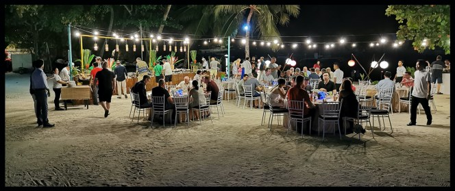 Cebu White Sands Dinner