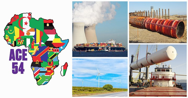 New service provider representing Africa – ACE 54 Project Management