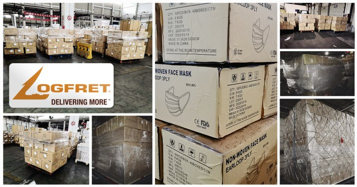 Logfret Poland Moves 900CBM in just 3 Weeks from China to Poland