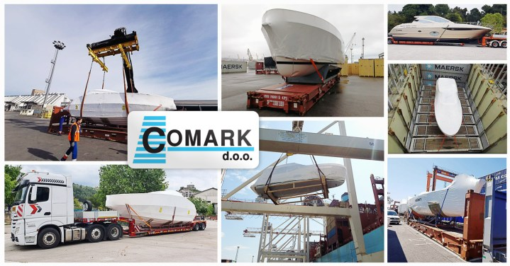 Comark is Moving Yachts and Sailboats for New Owners All Over the World