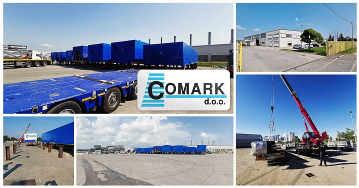Comark Announces a New Warehouse in Zagreb, Croatia