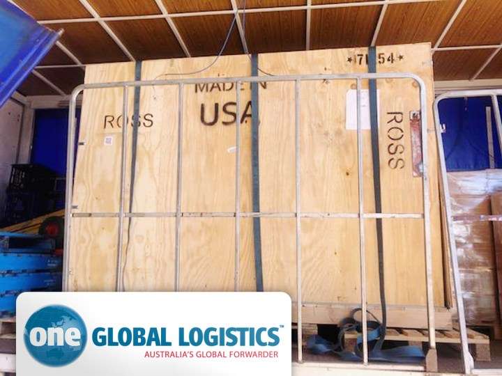 One Global Logistics Executed an Urgent Air Freight Shipment from the United States into Tamworth, 7 Days Door to Door