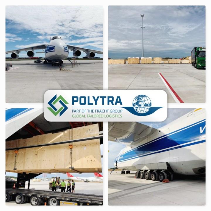 Polytra Handled an Project Air Charter Shipment