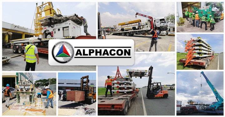 New member representing Philippines – Alphacon Logistics International