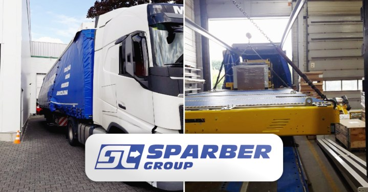 Sparber Group Handled a Special Transport of 3.6m Wide Cargo from Austria to Spain