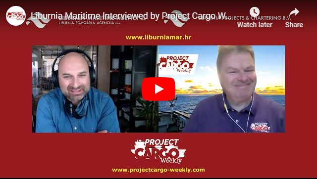 Video Interview with Liburnia Maritime Marin Scufka