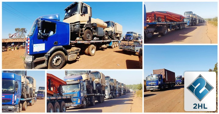 2HL Senegal Handled a Military Project to Mali
