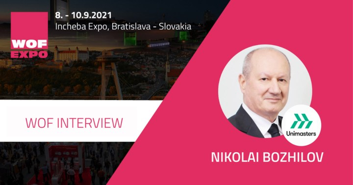 Interview with Founder and Executive Chairman of Unimasters Logistics Mr. Nikolai Bozhilov