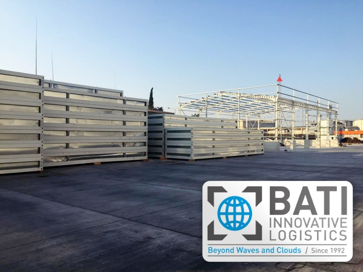 BATI Innovative Logistics has Loaded Flatpacks and Containers to Mombasa