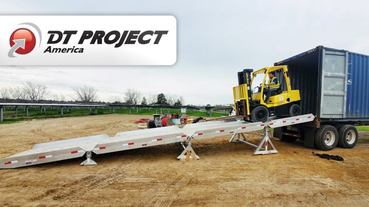 DT Project America Handles Solar Projects Throughout the US