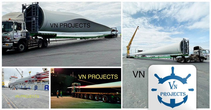 VN Projects is Currently Handling 11 Sets of WTGs in Vietnam
