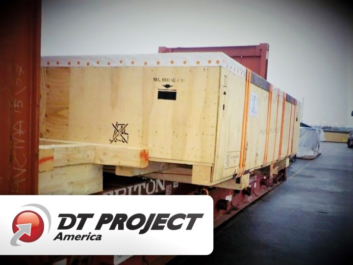 DT Project America Handling Oversized Freight in the USA