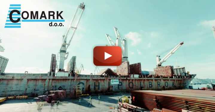 Video - Comark Project Logistics Shared this Project Cargo Operations Timelapse