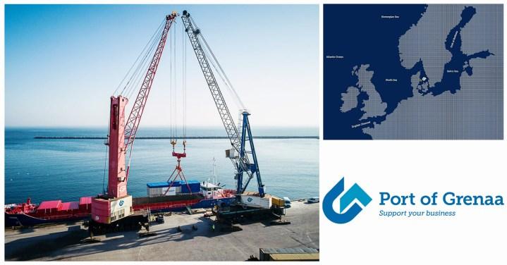 New service provider representing Denmark – Port of Grenaa
