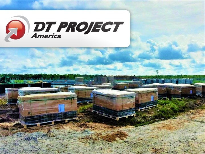 DT Project America Highlights their Strengths in Handling Solar Power Projects as an Asset Based Freight Forwarder (with own trucks)