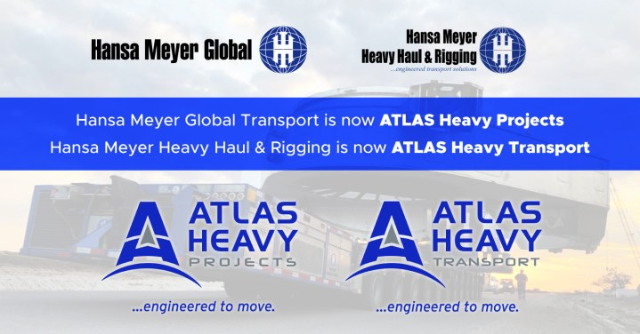 Hansa Mayer USA is now Atlas Heavy