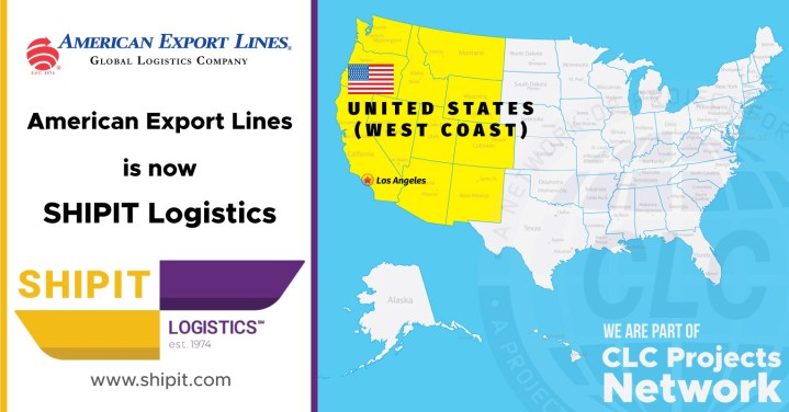 American Export Lines is now SHIPIT Logistics