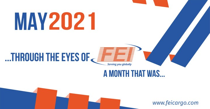 Through the Eyes of FEI (May 2021)
