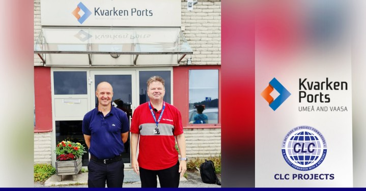 CLC Projects met with Service Provider Port of Umeå in Finland